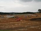 造成工事の状況(平成18年8月現在)
