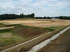 柏崎フロンティアパーク工事の状況(平成20年8月末現在)2
