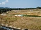 柏崎フロンティアパーク工事の状況(平成20年10月現在)