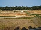 柏崎フロンティアパーク工事の状況(平成20年10月現在)2