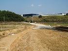 柏崎フロンティアパーク工事の状況(平成20年10月現在)5