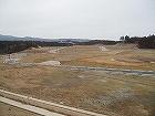 柏崎フロンティアパーク工事の状況(平成21年3月現在)