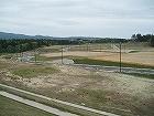 柏崎フロンティアパーク工事の状況(平成21年5月現在)
