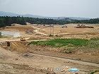 造成工事の状況(平成18年6月現在)3