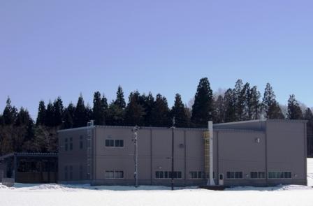 (株)アール・ケー・イー木質ペレット工場